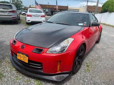 2008 Nissan 350Z Base (Red)