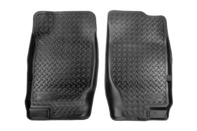Find Husky Liners 33751 2002 Ford Explorer Black Custom Floor Mats 1st Row motorcycle in Winfield, Kansas, US, for US $91.95