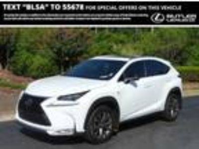 used 2017 Lexus NX 200t for sale.