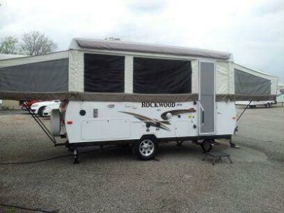 2012 Forest River 277G Rockwood Highwall