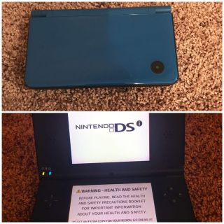 Nintendo DS XL and games
