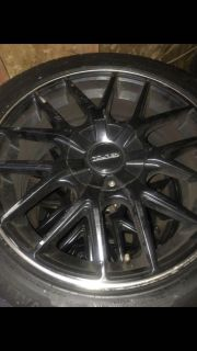 Tires and Rims 235/45R/17