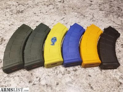 For Sale: Magpul AK Moe 30rd magazines