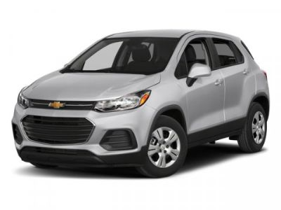 2018 Chevrolet Trax LS (Silver Ice Metallic)