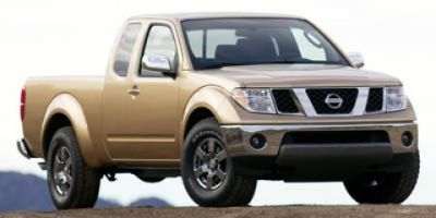 2005 Nissan Frontier SE (Silver)