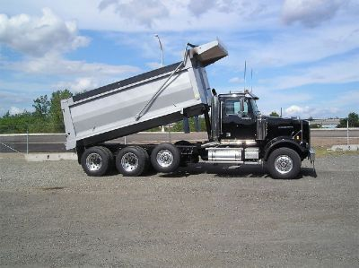 We offer a wide range of dump truck financing options
