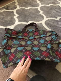 Large Thirty One bag with shoulder strap
