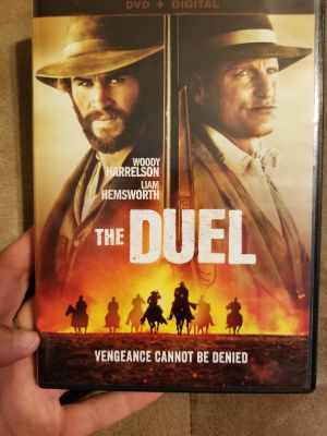 THE DUEL/ DVD & DIGITAL