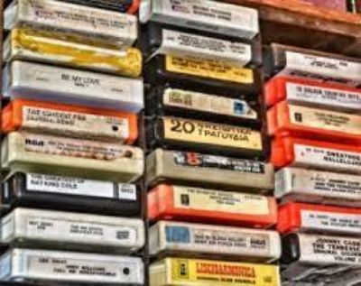 LOOKING FOR: 8 Track Cassette Tapes