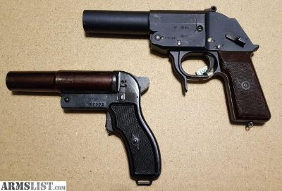 For Sale: Flare Guns