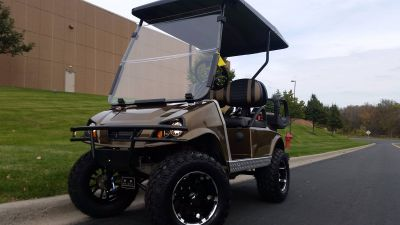 2001 Club Car Spartan Gas Powered Golf Carts Golf Carts Otsego, MN