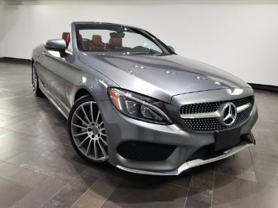 2017 Mercedes-Benz C-Class C 300 (Selenite Grey Metallic)