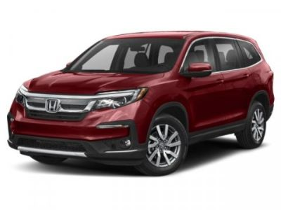2019 Honda Pilot EX (Diamond White)