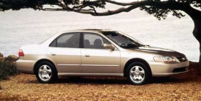 1999 Honda Accord EX (Taffeta White)