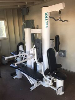 Workout/weights Vectra On-line 3800