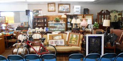 Multiple Estate Auction - Furniture and Home Accessories From Several Estates!