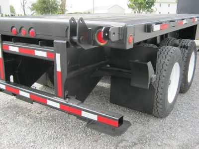 $21,900, 2010 Great Dane Trailers MoffettPrinceton Piggyback Forklift Trailer