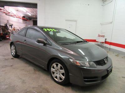 2010 Honda Civic LX (Polished Metal Metallic)