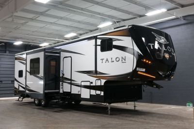 New 2018 Jayco Talon 413T Toy Hauler 5th Wheel Travel Traile