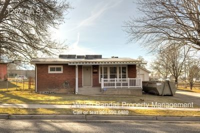Single-family home Rental - 1267 7th St