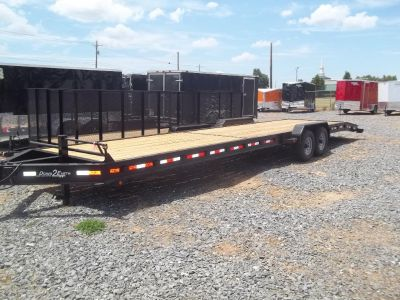 2018 carhauler trailers 2 car 34 ft