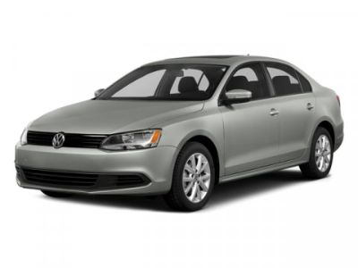 2014 Volkswagen Jetta Base (Blue)