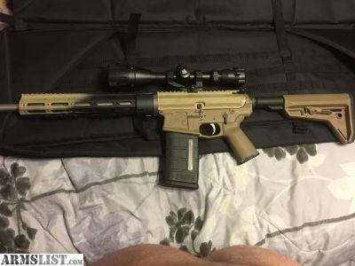 For Sale/Trade: Aero Percusion M5 308 Stainless AR10