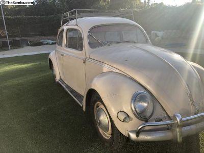 1955 VW Bug Oval Window