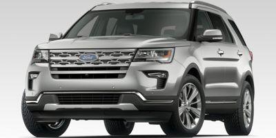 2018 Ford Explorer Limited FWD (White Platinum Metallic Tri-Coat)