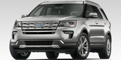 2018 Ford Explorer XLT FWD (White Platinum Metallic Tri-Coat)