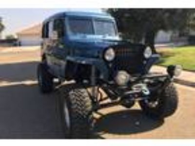 1949 Willys Station Wagon