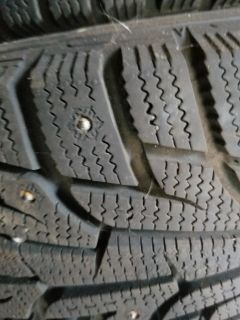 Studded tires 300.00 obo