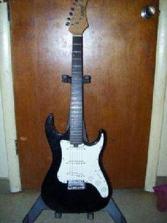 $50 Vinci strat style guitar