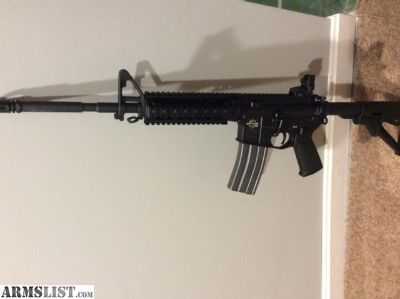 For Sale/Trade: Rock river ar-15