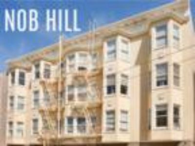 1474 Sacramento, Beautiful Nob Hill One BR~TEXT Melody to VIEW|$1500 Secu...