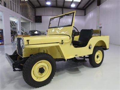 1948 Willys CJ2