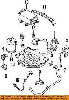 Sell MAZDA OEM ZM0318741 Air Intake-Solenoid Valve motorcycle in Downers Grove, Illinois, US, for US $69.61