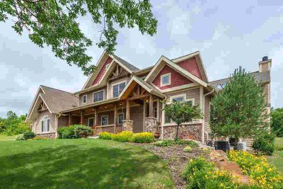 3145 S Meadow Creek CT New Berlin Four BR, Custom Built Home By