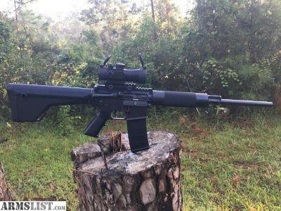 For Sale/Trade: Bushmaster XM15-E2S