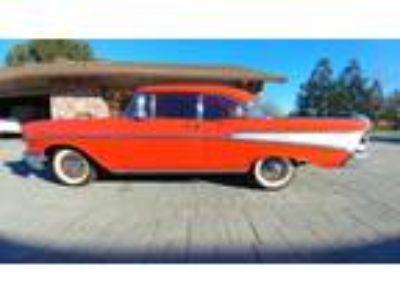 1957 Chevrolet Bel Air 150 210 Chrome