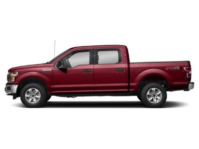 2019 Ford F-150 2WD SuperCrew Box (Ruby Red Metallic Tinted Clearcoat)