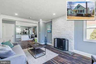 6512 Moyer Ave BALTIMORE Three BR, beautifully designed cape cod