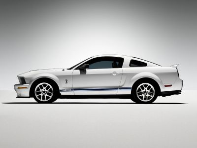 2007 Ford Mustang GT Deluxe (Gray)