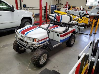 EZGO Custom golf cart gas excellent cond