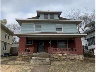 5 Bed 1 Bath Foreclosure Property in Kansas City, MO 64127 - E 10th St