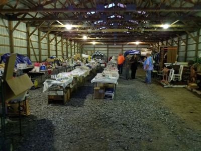 Estate-Barn-Garage Sale