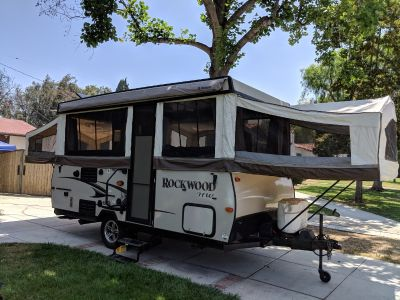 2014 Forest River ROCKWOOD HIGH WALL HW276