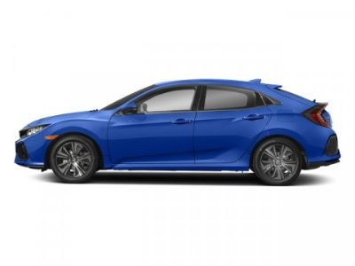 2018 Honda CIVIC HATCHBACK EX CVT (Aegean Blue Metallic)