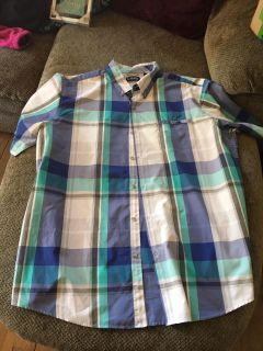 Chaps by Ralph Lauren no wrinkle shirt size extra extra large