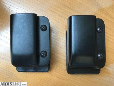 For Sale/Trade: Kydex Belt Mag Pouch